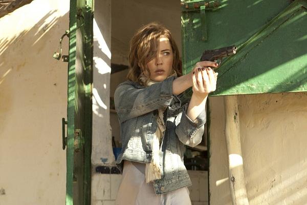 Cinemax's new thriller Hunted starts tonight!