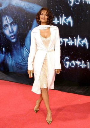 Halle Berry at the Gothika Premiere