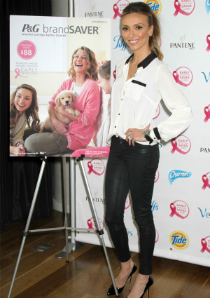 Giuliana Rancic at the Do It For the Girls! Day of Action