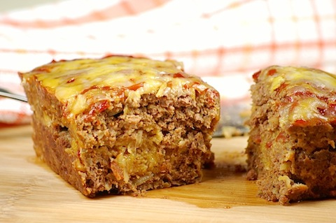 cornbread-stuffed meatloaf