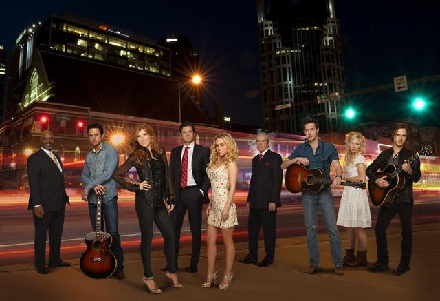 Nashville Key Art