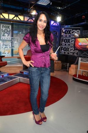 Nadya Suleman deals with a Xanax addiction