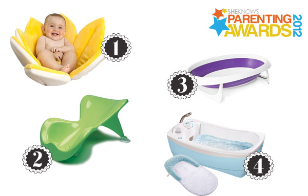 Parenting Awards bathtubs