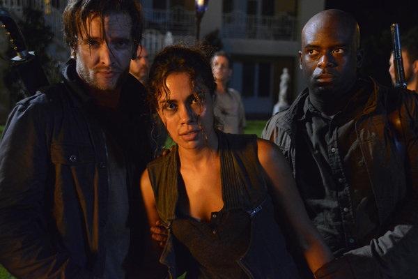 Nora must kill Aaron to survive