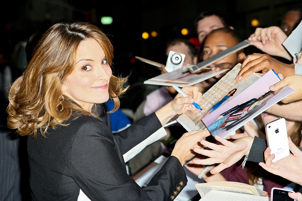 Tina Fey has a passion for women's rights