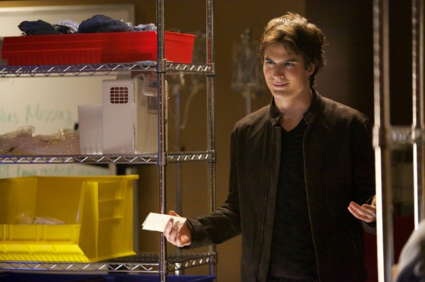The Vampire Diaries: Itchin' for a fight