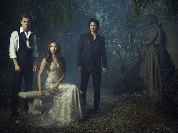 Vampire Diaries season premier