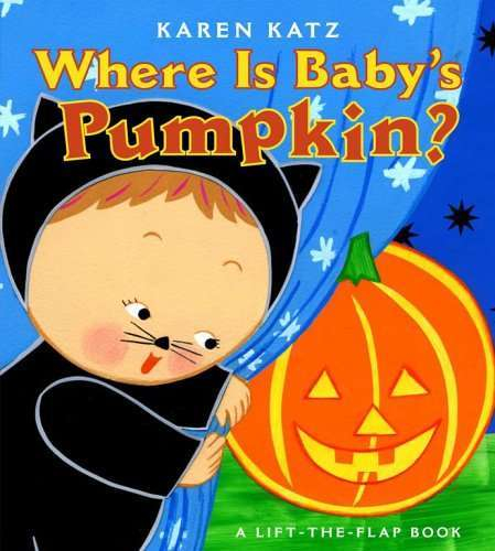 Where is Baby's Pumpkin by Karen Katz