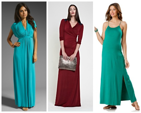 Camilla Alves maternity dresses