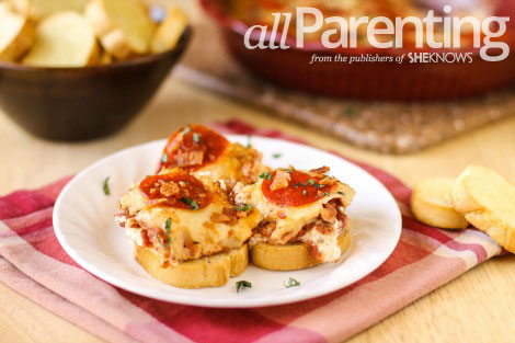 Meat Lovers 4 Layer Pizza Dip final
