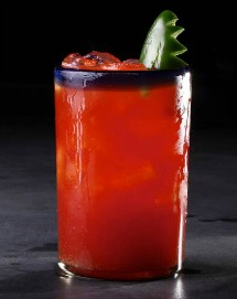 Spicy Bloody Maria
