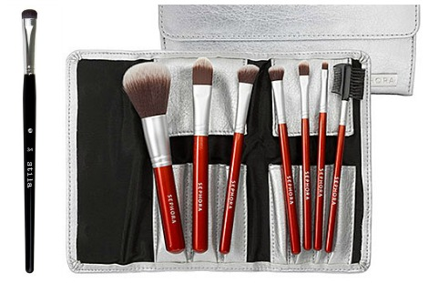 eye shadow brushes