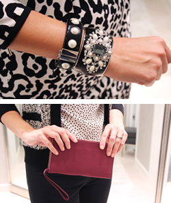 Ann Taylor fall fashion accessories