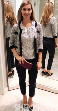 Ann Taylor fall fashion