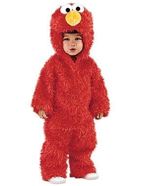 Elmo Halloween Costume for Babies