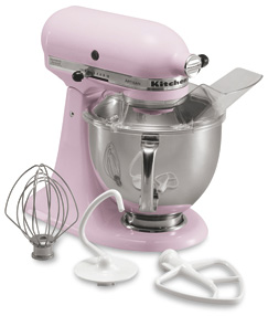KitchenAid Blender breast cancer awarness blender