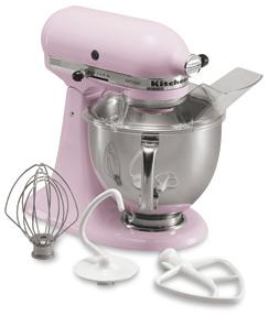 KitchenAid Blender breast cancer awarness blender