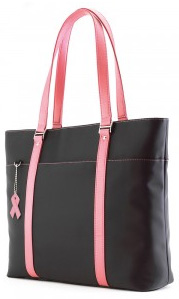 Komen Milano tote for the cure