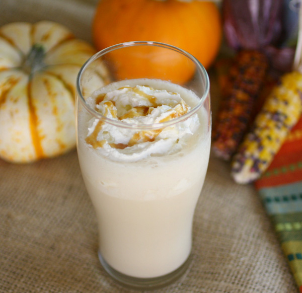 Harvest Ale Milkshake