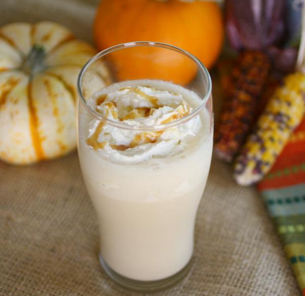 Harvest Ale Milkshake