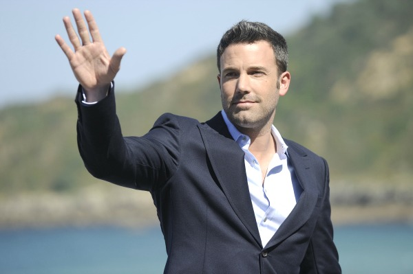 Ben Affleck inspired by Sam Champion