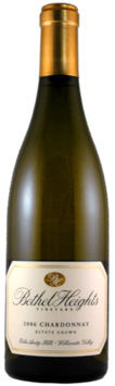 Bethel Heights Estate Grown Chardonnay