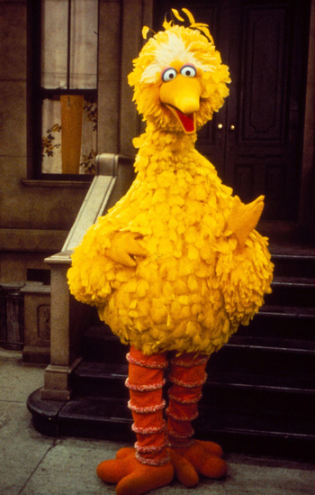 Sesame Street Big Bird Quotes Quotesgram