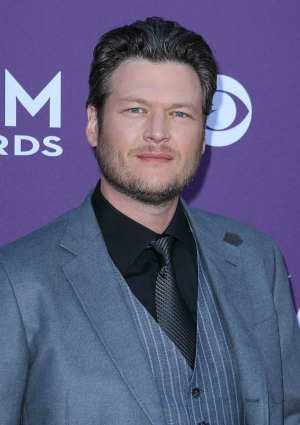 Blake Shelton at the 2012 ACM Awards