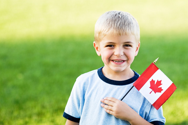 Canadian Children