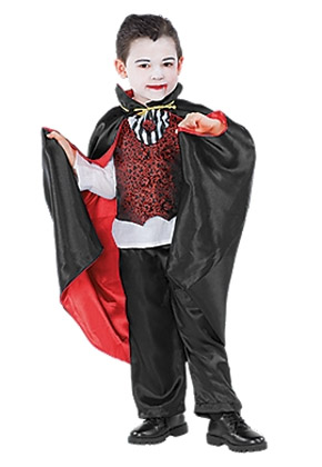 Top little boys' Halloween costumes