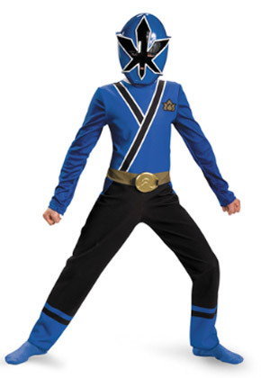 Power Ranger Halloween costume