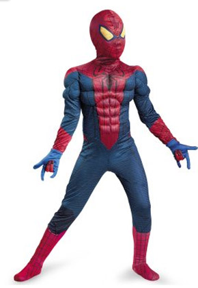 Spider-Man Halloween costume