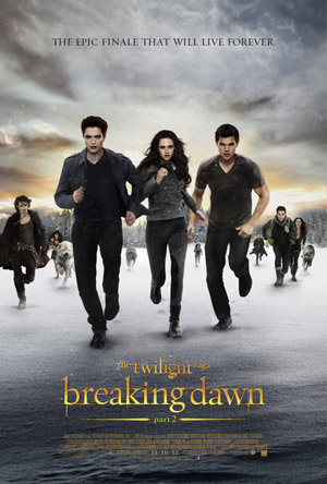 Breaking Dawn one sheet