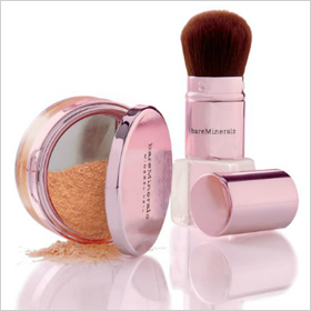 BareMinerals Brightening Pearl Mineral Veil Duo Kit: $29.50