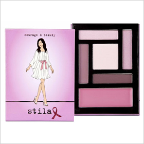 Stila Courage & Beauty Travel Kit Palette: $16
