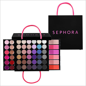 Sephora Breast Cancer Awareness Palette: $25