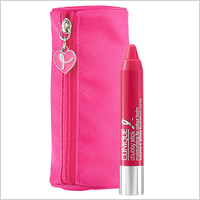 Clinique Pink with a Purpose Chubby Stick Moisturizing Lip Balm: $16