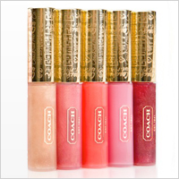 Coach Poppy Lip Gloss Set: $35