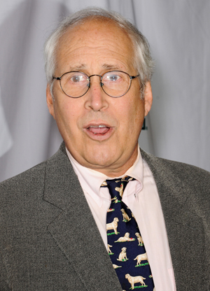 Chevy Chase is still a jerk, everyone