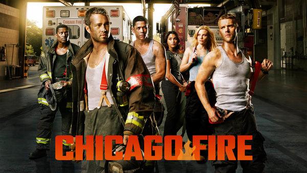 Chicago Fire's gorgeous cast