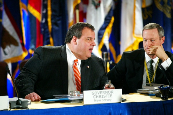 NJ Governor Chris Christie