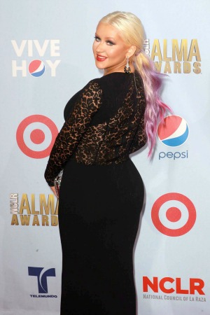 Christina Aguilera ALMA Awards