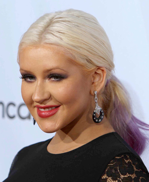 Christina Aguilera's Billboard quotes are fake