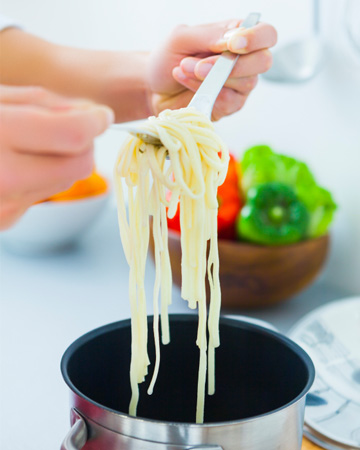 What to do with mushy noodles