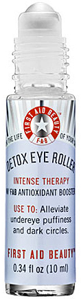 First Aid Beauty Detox Eye Roller
