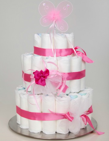 baby diaper shower cakes in Baby at SHOP.COM