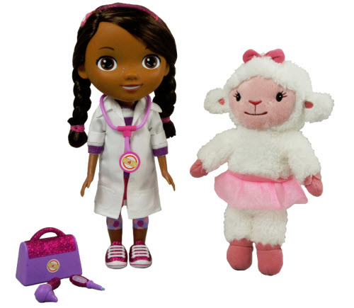 Doc McStuffins Time for Your Check Up Doll