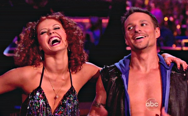 Dancing with the Stars out two stage vets