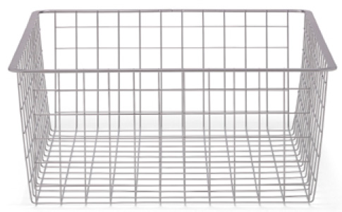 elfa wire baskets