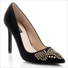 ShoeMint Ruth pumps, $80, ShoeMint.com